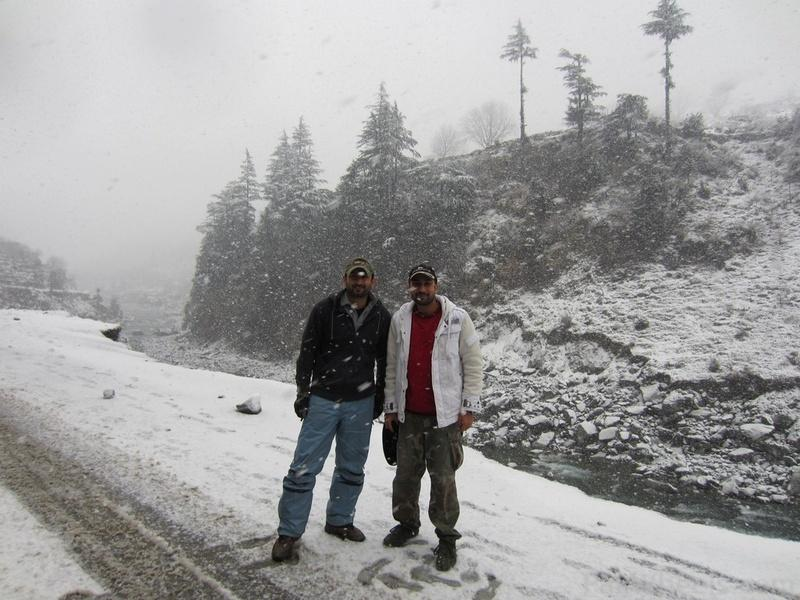 IJC Snow Cross Peace Rally 2012 at Kalam - 366783
