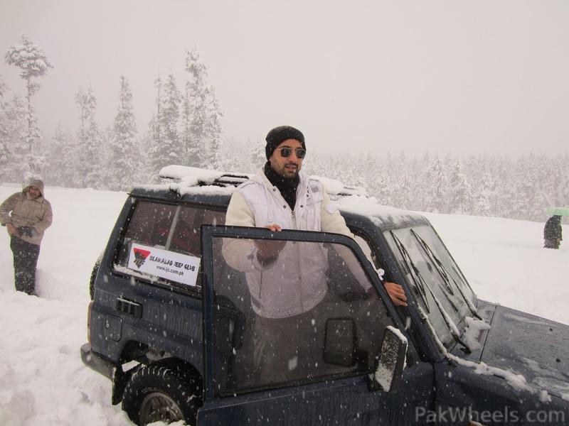 IJC Snow Cross Peace Rally 2012 at Kalam - 366835