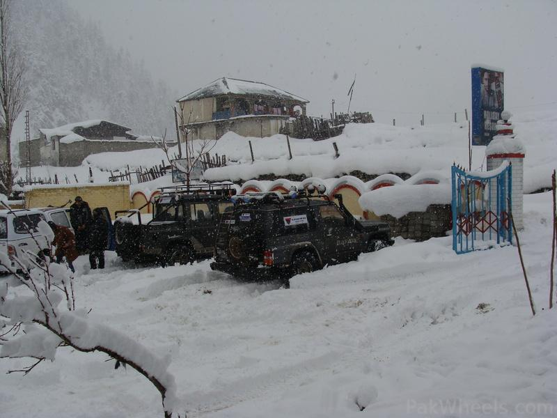 IJC Snow Cross Peace Rally 2012 at Kalam - 367382