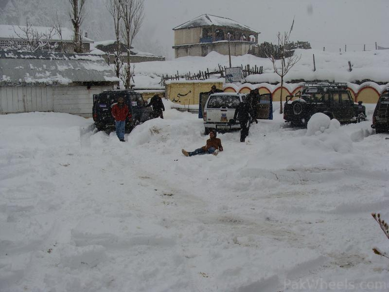 IJC Snow Cross Peace Rally 2012 at Kalam - 367384