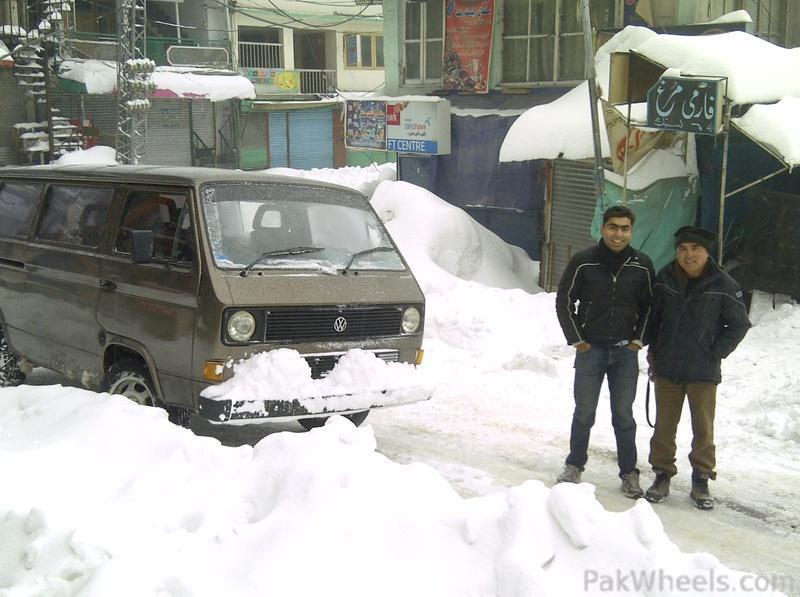 IJC Snow Cross Peace Rally 2012 at Kalam - 370565