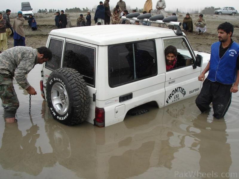 Frontier 4x4 Club Mud Rally at Naguman, 19 Feb, 2012 - 373225