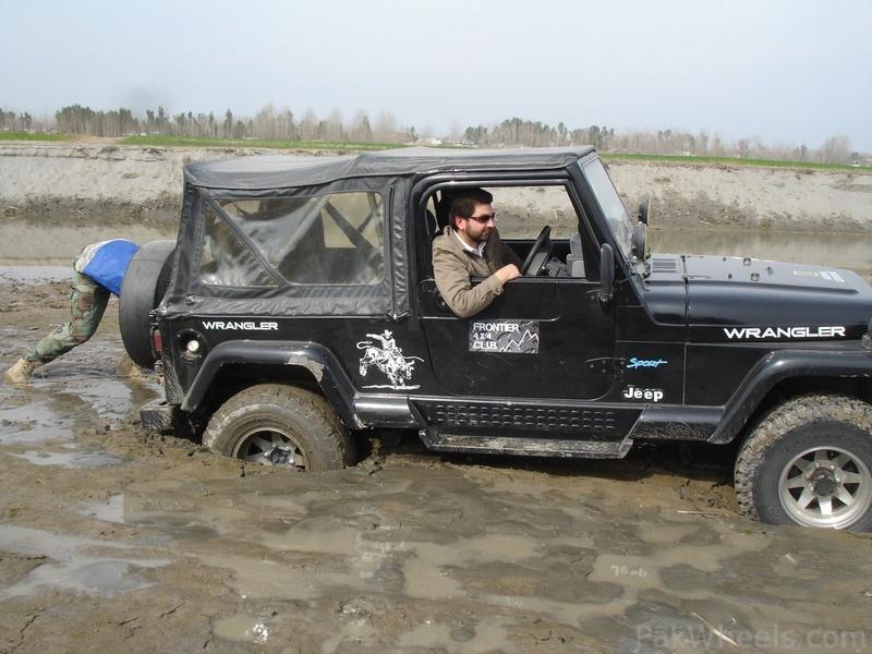 Frontier 4x4 Club Mud Rally at Naguman, 19 Feb, 2012 - 373227