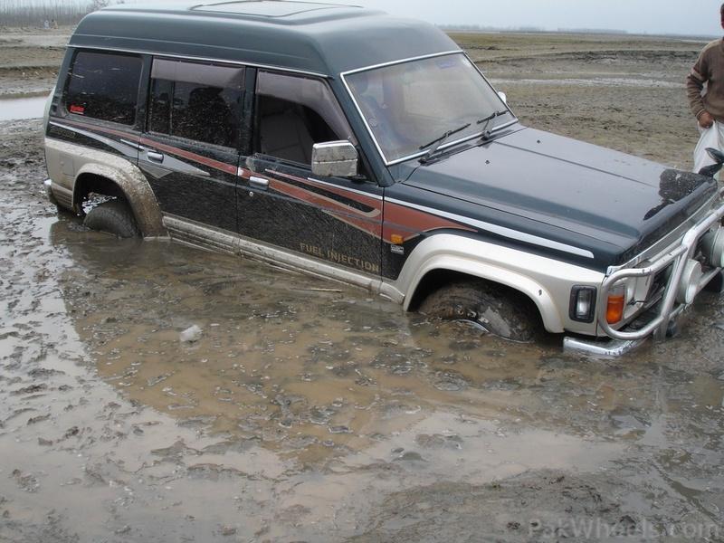 Frontier 4x4 Club Mud Rally at Naguman, 19 Feb, 2012 - 373228