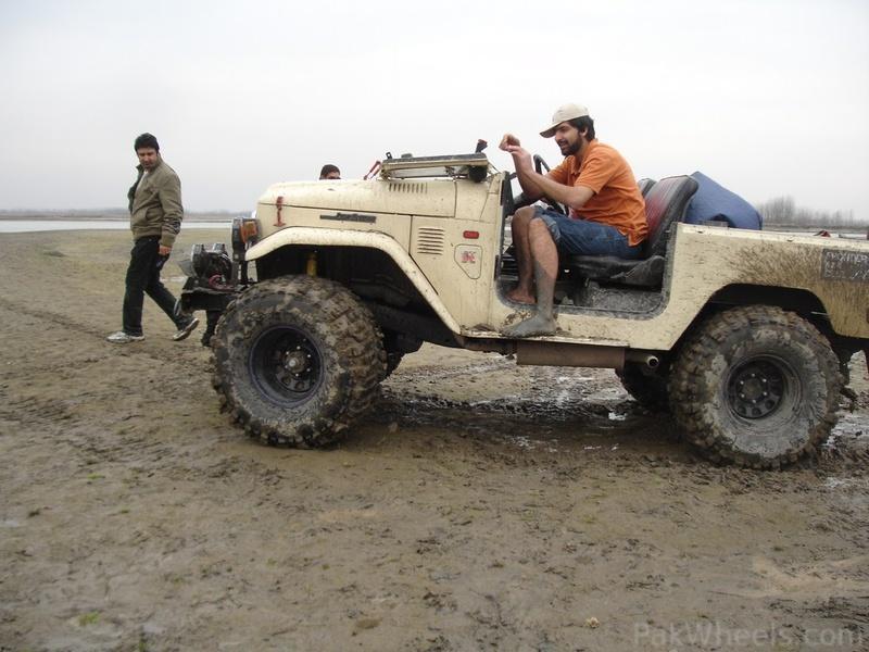 Frontier 4x4 Club Mud Rally at Naguman, 19 Feb, 2012 - 373336