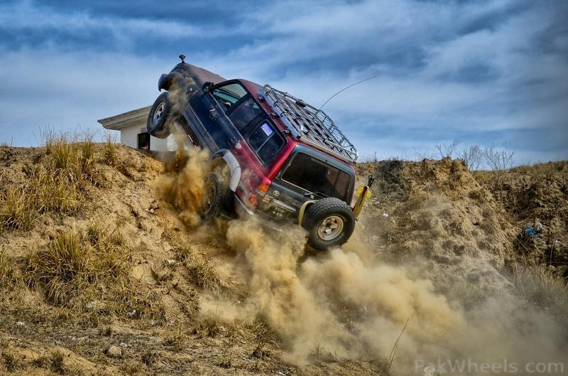 IJC Offroading and BBQ on February 26 2012 - 375716