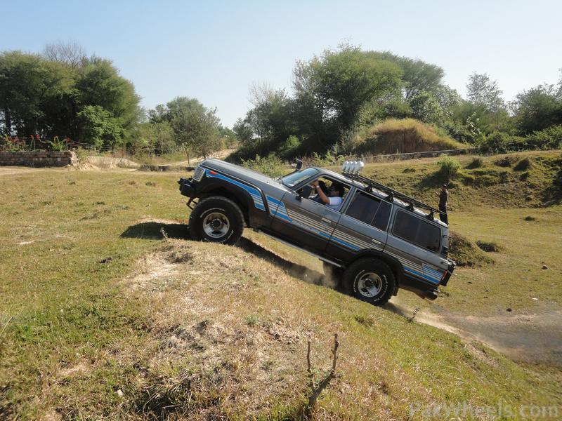 IJC Offroading on Sunday 1 st April 2012 - 387090