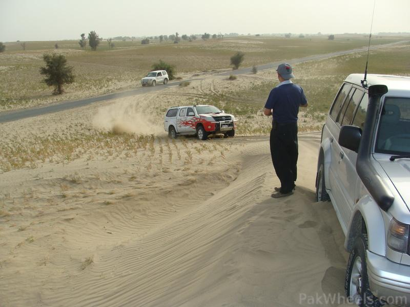 IJC drive through Thal Dxpedition - 387851