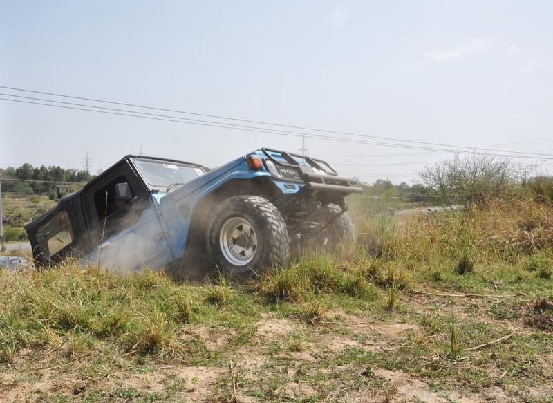IJC Hardcore Offroading at Rawat - 389817