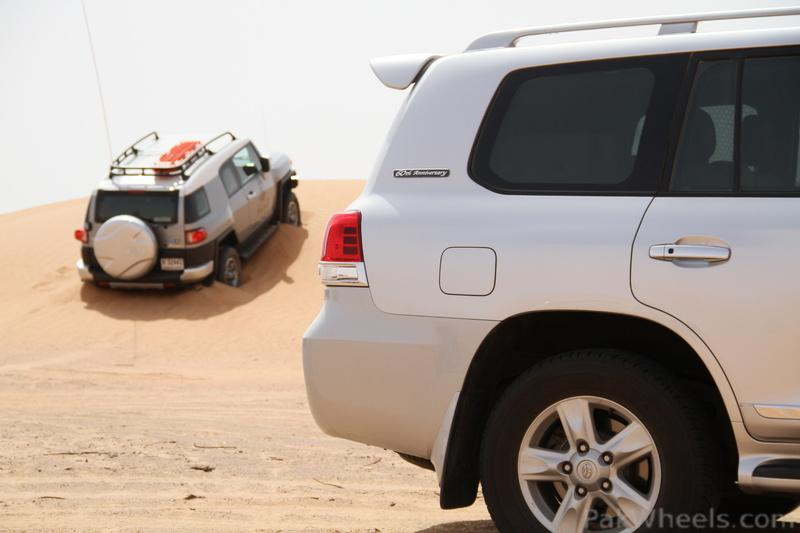 A Day @ Toyota Off-road safety program UAE for 4x4 owners - 396876