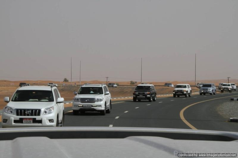 A Day @ Toyota Off-road safety program UAE for 4x4 owners - 396901