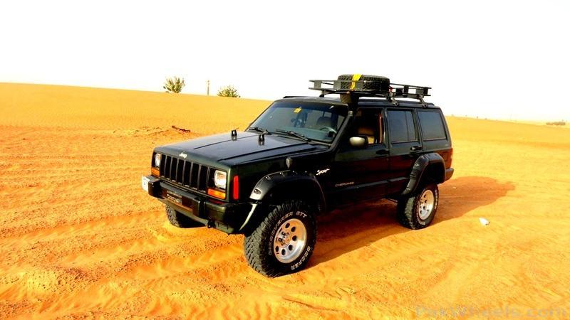 UAE PW & E-4x4 Desert Offroading: Pics & Vides (04 May'12) - 403099