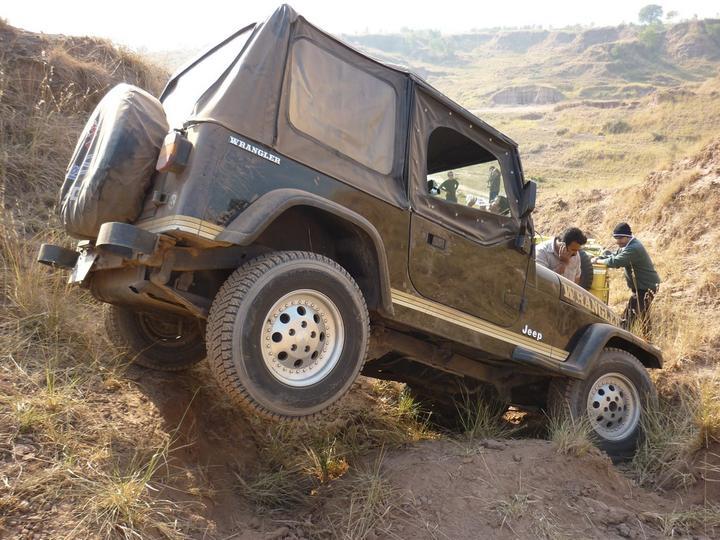 Islamabad Jeep Club 22 nd Nov 09 pics - 4176