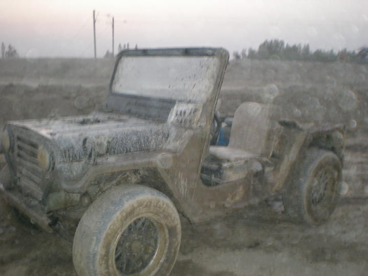 Mud Therapy at 4x4 engaged?'s track - 54563