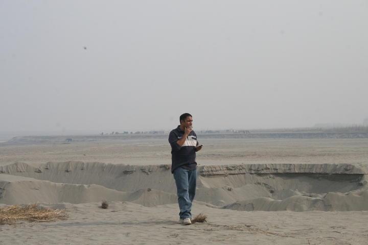 4x4Engaged? Siphon Sand!!! 30th Nov 09 - 7195
