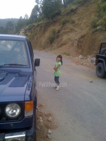 Pir Sohawa Expedition by IJC on 6 th June 2010 - 87650