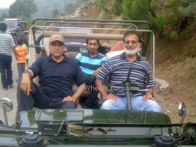 Pir Sohawa Expedition by IJC on 6 th June 2010 - 87651