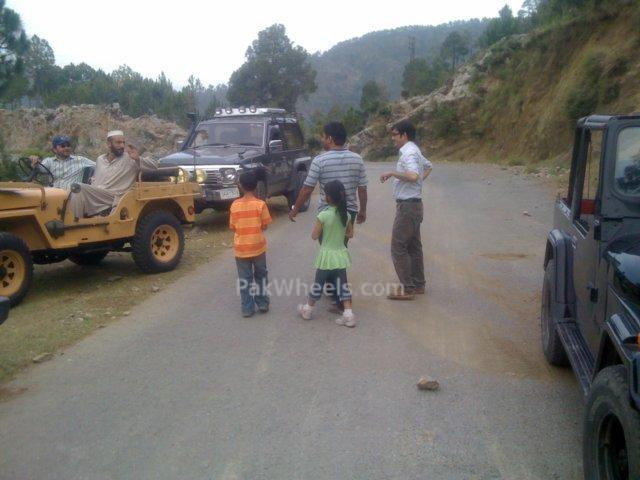 Pir Sohawa Expedition by IJC on 6 th June 2010 - 87652