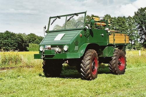 Agricultral Wheels. - 182308