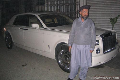 Maybach in Pakistan - 246870