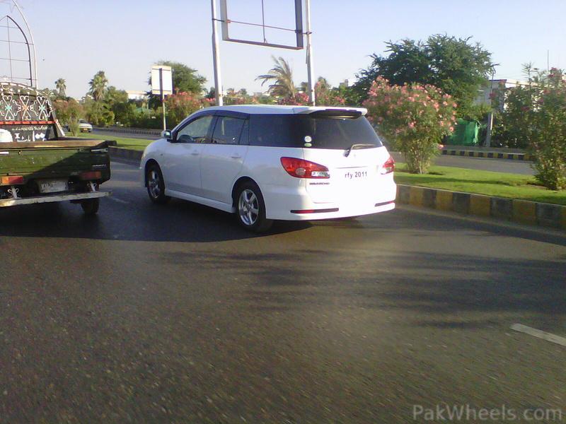 Toyota Wish in karachi - 313499