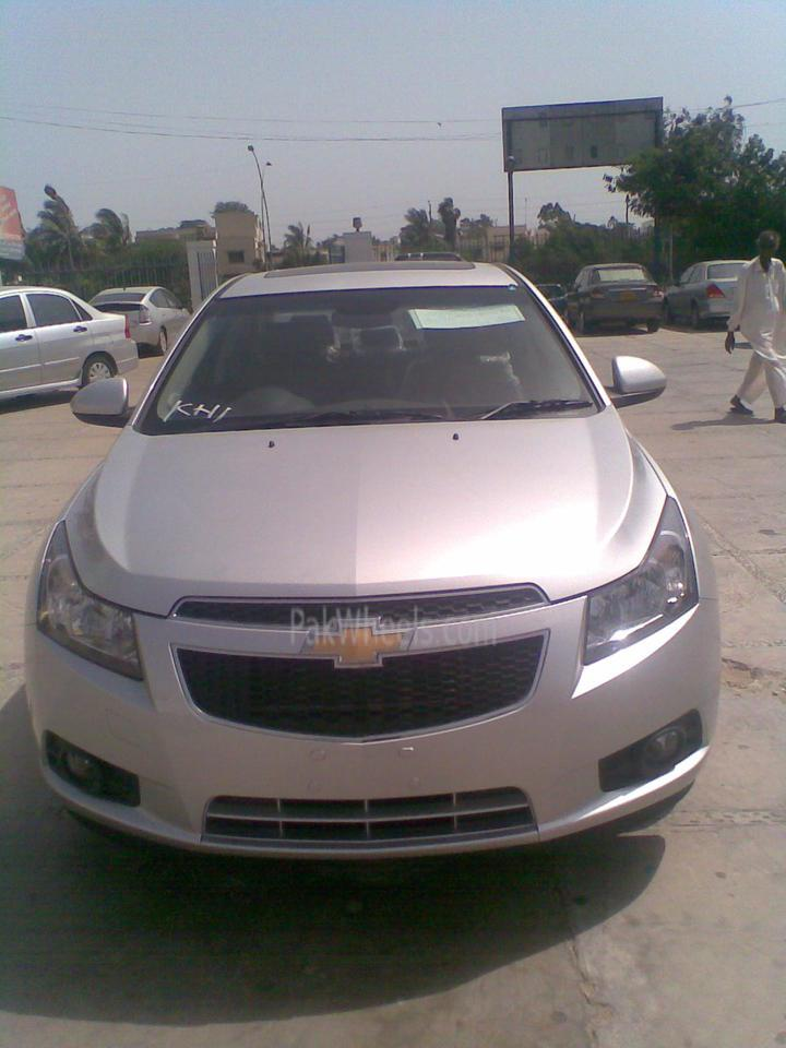 Chevrolet Cruze Now in Pakistan (first look) pics ~~~ - 81058