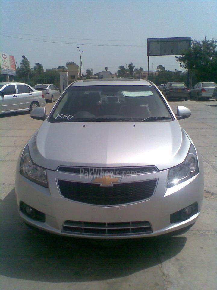 Chevrolet Cruze Now in Pakistan (first look) pics ~~~ - 81059