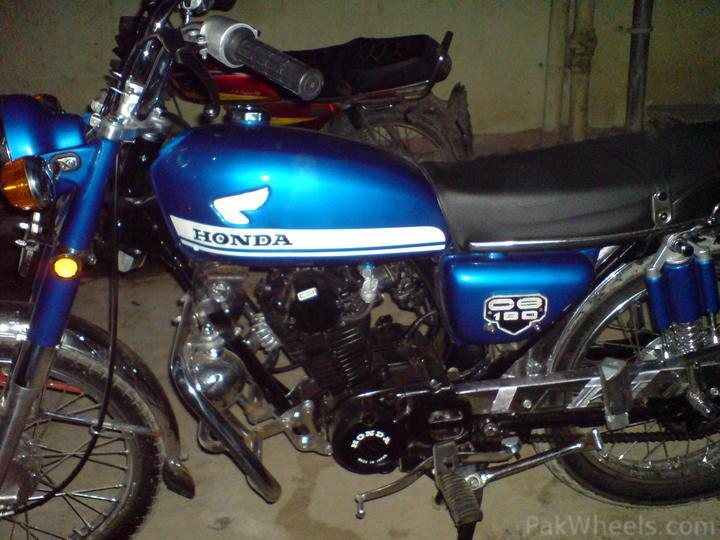 250 CC bike query - 122957