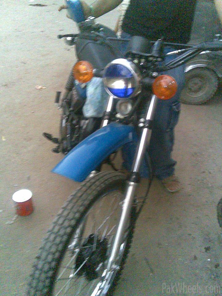 do Pakistans like dirt bikes - 128919