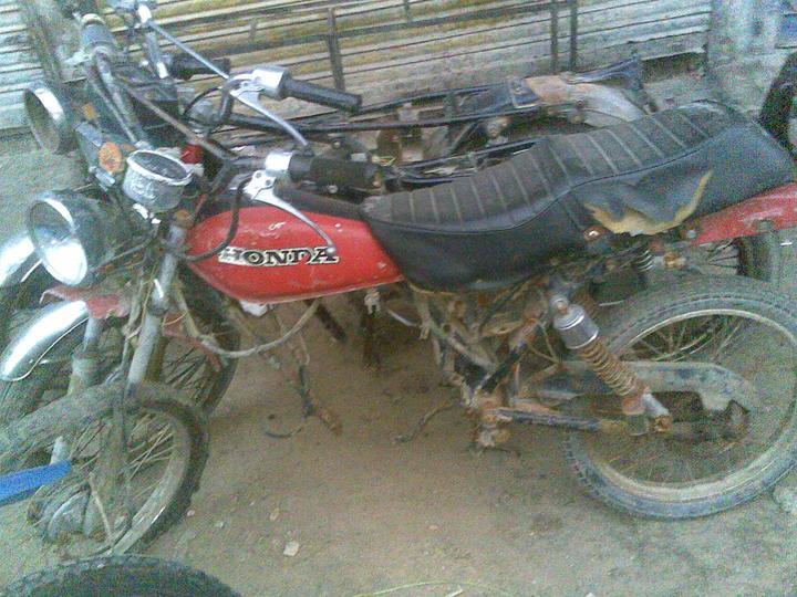 do Pakistans like dirt bikes - 128920