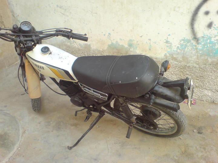 do Pakistans like dirt bikes - 129173