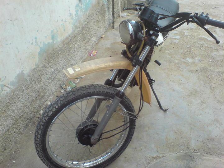 do Pakistans like dirt bikes - 129175