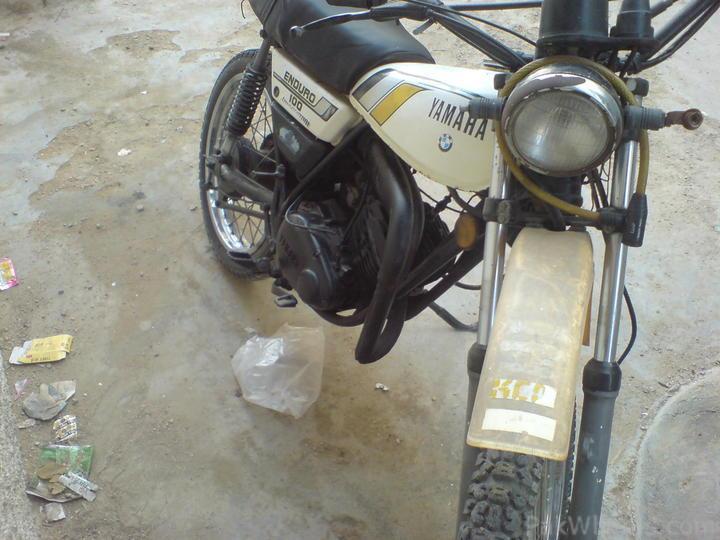 do Pakistans like dirt bikes - 129178