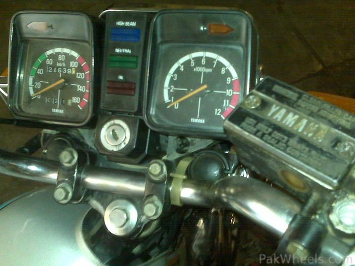 Yamaha RX115 Owners & Fan Club - 147707