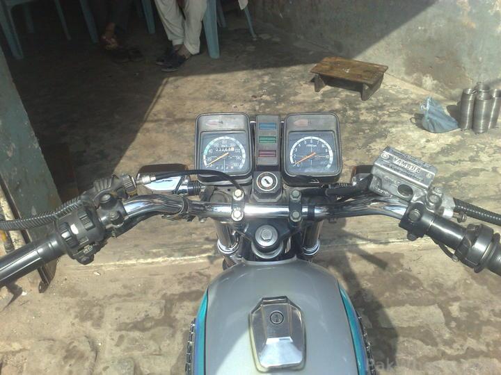 Yamaha RX115 Owners & Fan Club - 157274