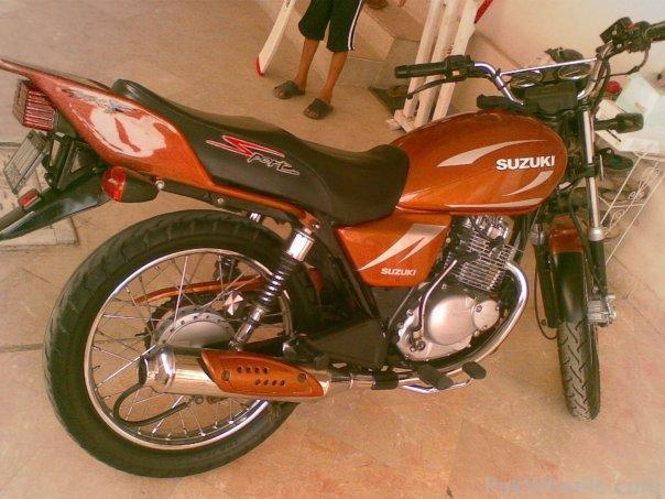 Plz Post ur modified bikes pics - 157776