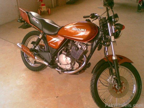 Plz Post ur modified bikes pics - 157777