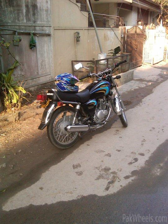 Suzuki GS150 (Photos and comments) - 182222