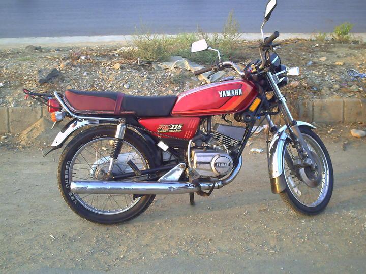 Yamaha RX115 Owners & Fan Club - 19265