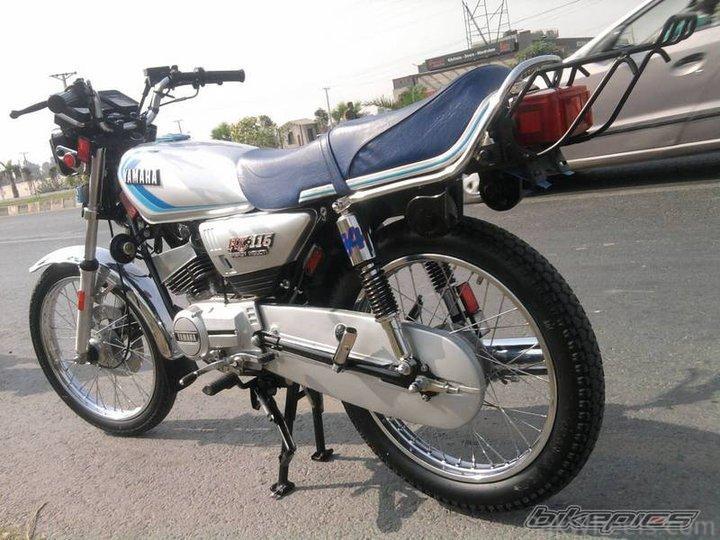 Yamaha RX115 Owners & Fan Club - 208782