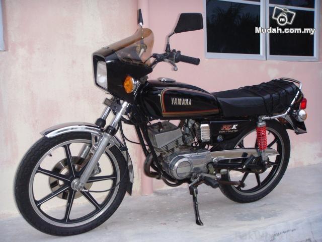 Yamaha RX115 Owners & Fan Club - 211584
