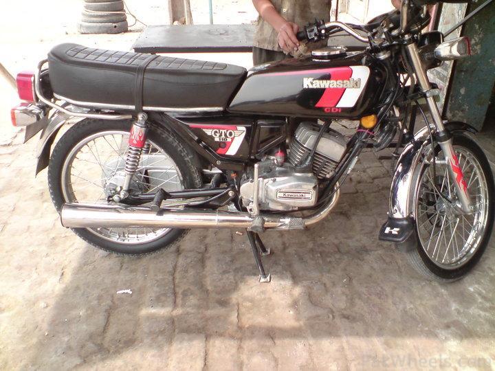 Yamaha RX115 Owners & Fan Club - 214640