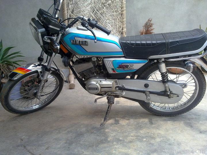 Yamaha RX115 Owners & Fan Club - 214681