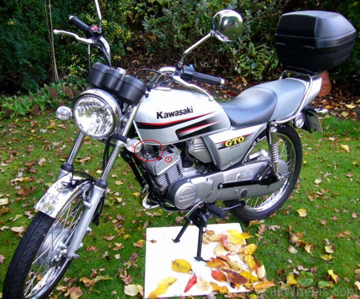 Yamaha RX115 Owners & Fan Club - 215085