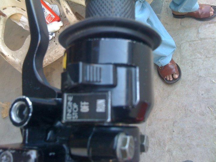Yamaha RX115 Owners & Fan Club - 217005