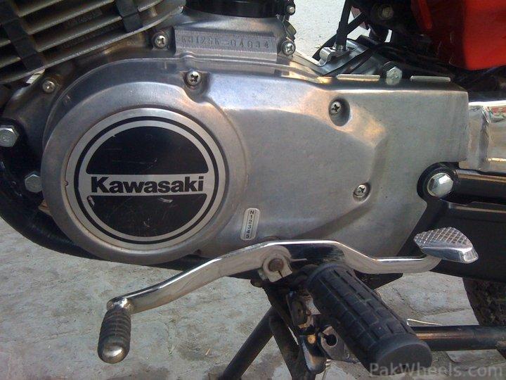 Yamaha RX115 Owners & Fan Club - 217009