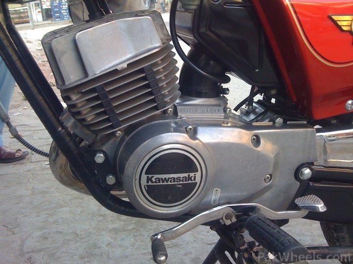 Yamaha RX115 Owners & Fan Club - 217010