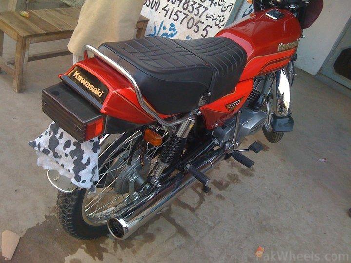 Yamaha RX115 Owners & Fan Club - 217014