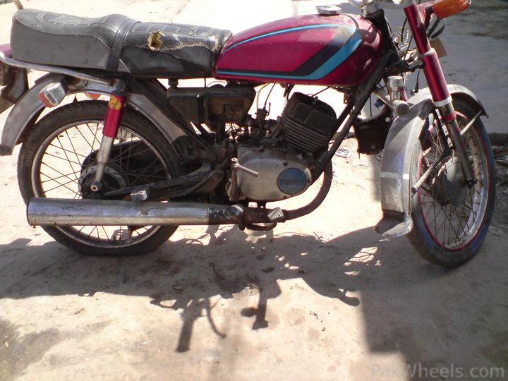 Yamaha RX115 Owners & Fan Club - 224553