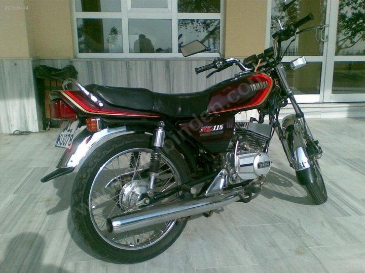 Yamaha RX115 Owners & Fan Club - 239169